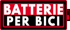 logo batterie litio bicicletta pedalata assistita